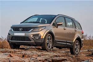 Buying used: (2017-2020) Tata Hexa