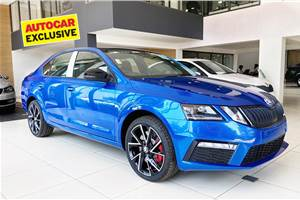 Bengaluru leads in Skoda Octavia RS 245 India sales