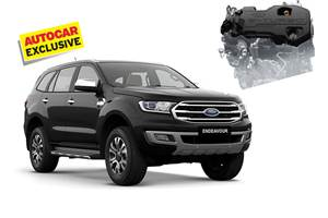 Current-gen Ford Endeavour won't get twin-turbo version of new 2.0-litre diesel engine