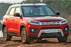 Maruti Suzuki to begin supply of Vitara Brezza to Toyota