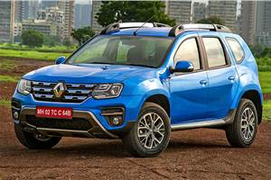 BS6 Renault Duster available with benefits up to Rs 60,000