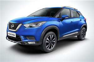 156hp Nissan Kicks turbo petrol launched at Rs 11.85 lakh