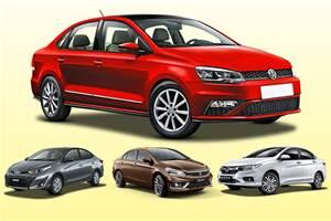 Volkswagen Vento 1.0 TSI vs rivals: Price, fuel-efficiency comparison