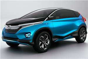 Honda India actively looking at expanding SUV range