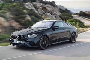 Mercedes-Benz E-class Coupe, Cabriolet facelifts revealed