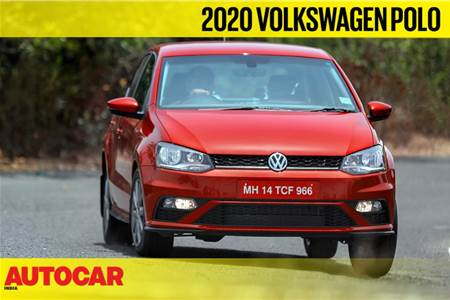 2020 Volkswagen Polo 1.0 TSI video review