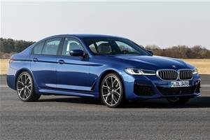 BMW 5 Series facelift revealed