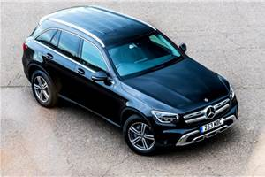 Next-gen Mercedes-Benz GLC could get a 7-seat layout