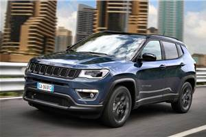 Jeep Compass gets new engine options for Europe