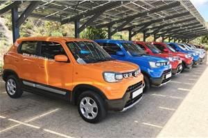 Benefits up to Rs 48,000 on Maruti Suzuki S-Presso in June 2020