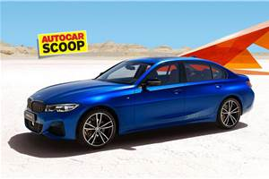 BMW 3 Series Long Wheelbase to replace 3 GT in India