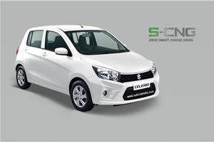 BS6 Maruti Suzuki Celerio S-CNG launched from Rs 5.61 lakh