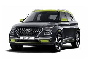 Hyundai Venue Flux unveiled for overseas markets