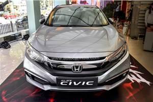 BS6 Honda Civic diesel bookings open