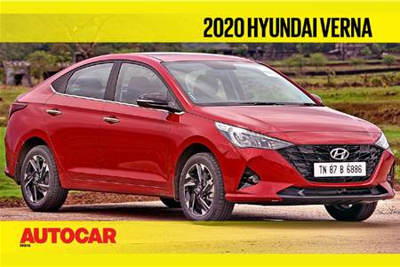 2020 Hyundai Verna video review