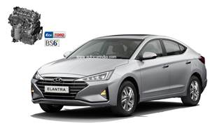 BS6 Hyundai Elantra diesel launched at Rs 18.70 lakh