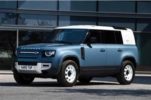 Land Rover Defender commercial model revealed