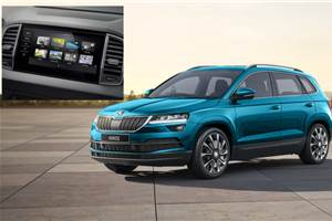 Skoda Karoq, Kodiaq, Superb get new infotainment system in international markets