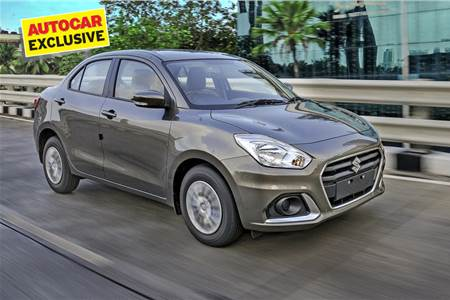 2020 Maruti Suzuki Dzire facelift review, test drive
