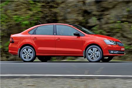 2020 Skoda Rapid 1.0 TSI review, test drive