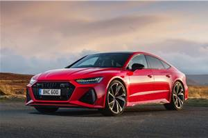 2020 Audi RS7 Sportback India launch date revealed
