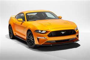 New Ford Mustang India launch in early 2021