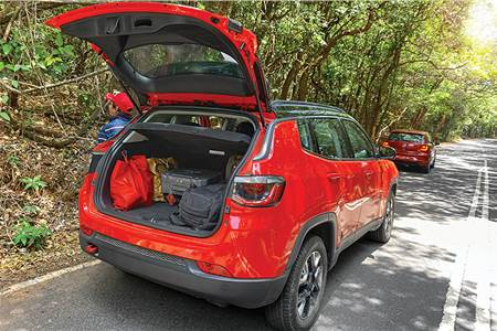 Jeep Compass Trailhawk long term review, third report