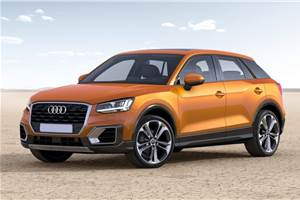 Audi Q2 India launch in September 2020