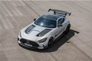 730hp Mercedes-AMG GT Black Series unveiled