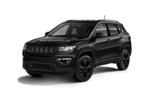 Jeep Compass Night Eagle special edition India launch soon
