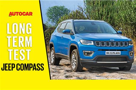 2018 Jeep Compass long term review video