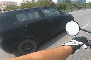 Seven-seat Wagon R MPV spied testing