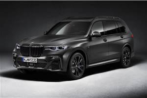 BMW X7 Dark Shadow Edition revealed