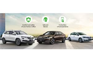 Skoda India enhances online buying with new facilities