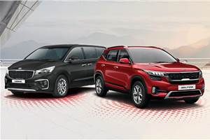 Kia sells one lakh vehicles in India in 11 months