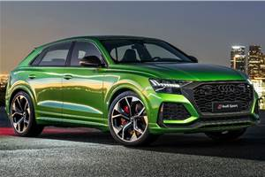 Audi RS Q8 bookings open