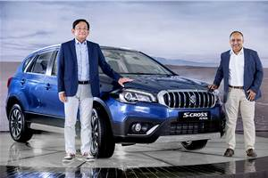 Maruti Suzuki S-Cross petrol launched at Rs 8.39 lakh