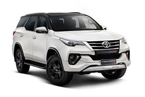 Limited-edition Toyota Fortuner TRD launched at Rs 34.98 lakh