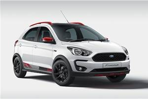 Ford Freestyle Flair special edition launched at Rs 7.69 lakh