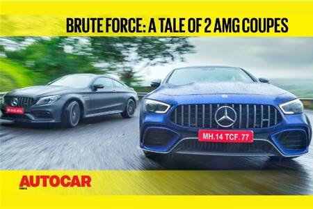 Mercedes-AMG C 63 Coupe, GT 63 S 4-door video review