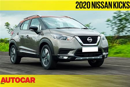 2020 Nissan Kicks turbo-petrol video review