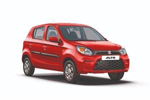 Maruti Suzuki Alto crosses 40 lakh sales milestone