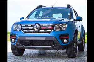 Renault Duster 1.3 turbo-petrol launched at Rs 10.49 lakh