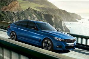 BMW 3 Series GT Shadow Edition launched at Rs 42.50 lakh
