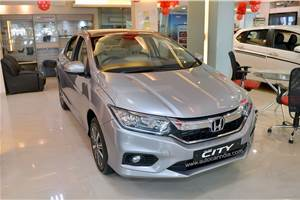Fourth-gen Honda City available with benefits up to Rs 1.6 lakh