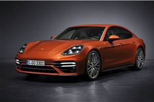 2021 Porsche Panamera facelift revealed