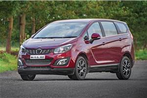 BS6 Mahindra Marazzo prices start at Rs 11.25 lakh