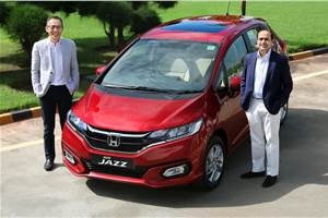2020 Honda Jazz launched at Rs 7.50 lakh