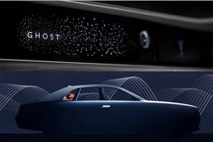 New Rolls-Royce Ghost to get unique illuminated dashboard