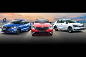 2020 Skoda Rapid automatic launch on September 17